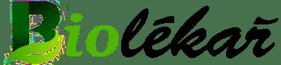 Bio lékař logo