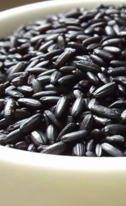 Rýže černá