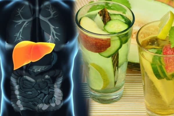 detoxikace jater