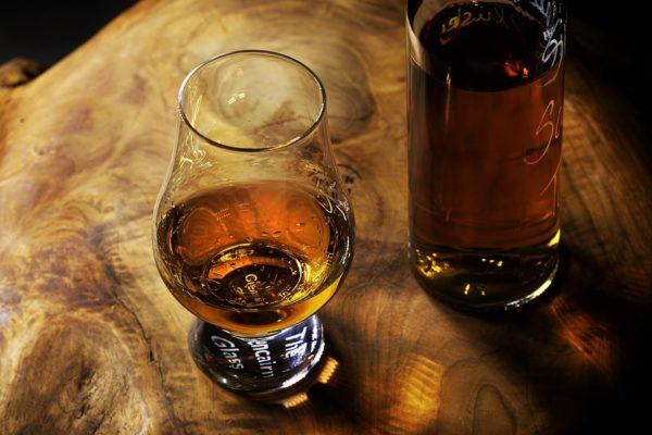 whisky zdraví