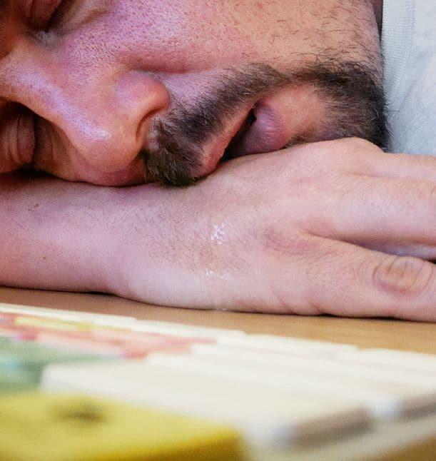 slintání ve spánku