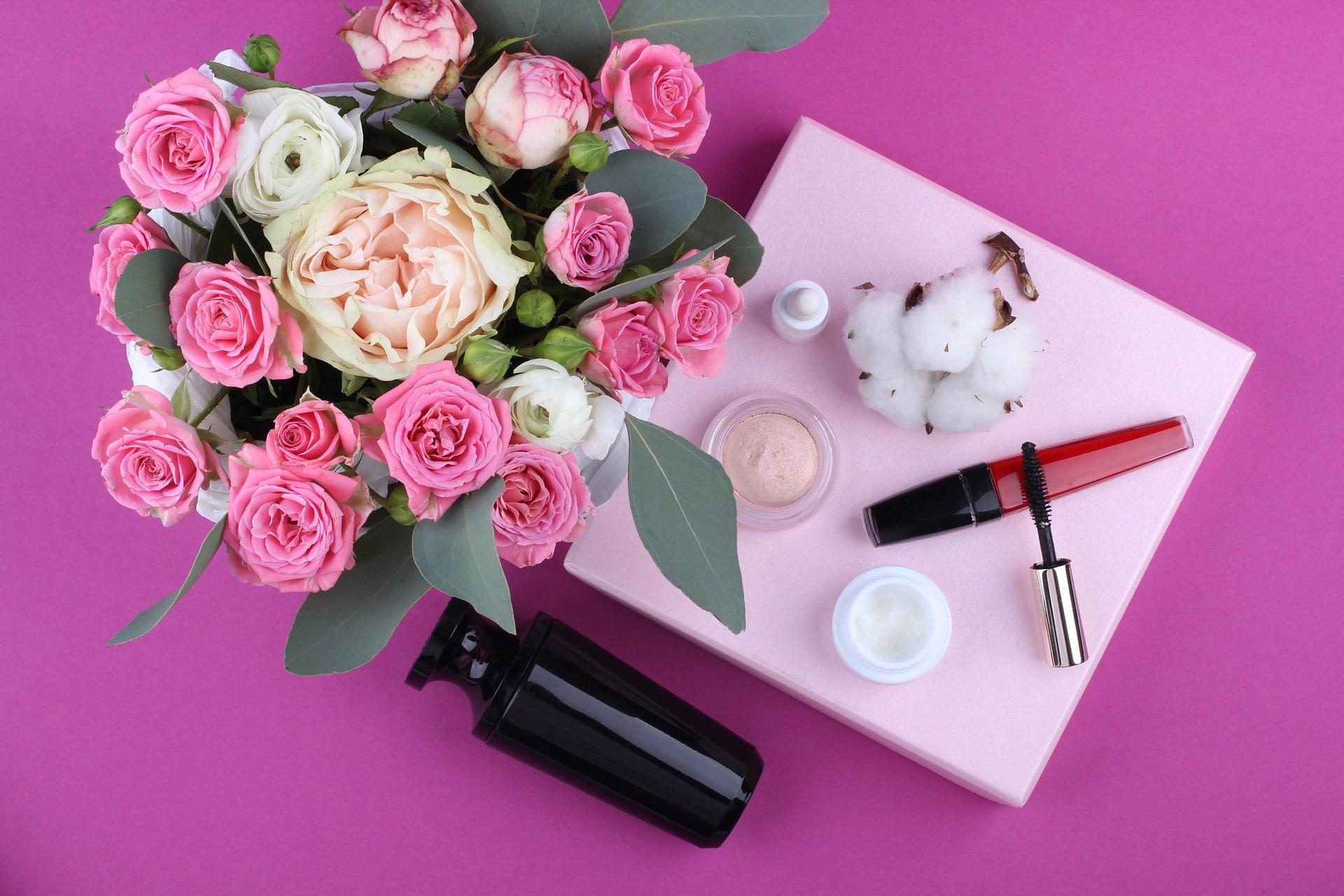 Řada kosmetických výrobků je plná chemie
