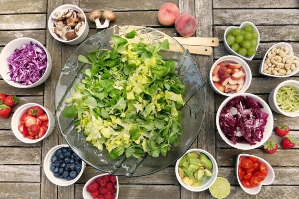 Zvyšte podíl rostlinné stravy nad živočišnou