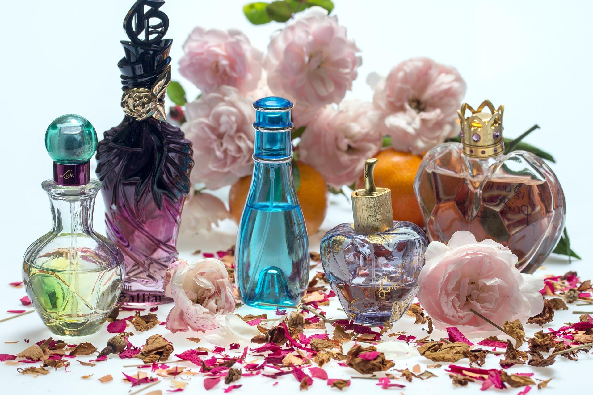 Parfémy mohou obsahovat alergeny