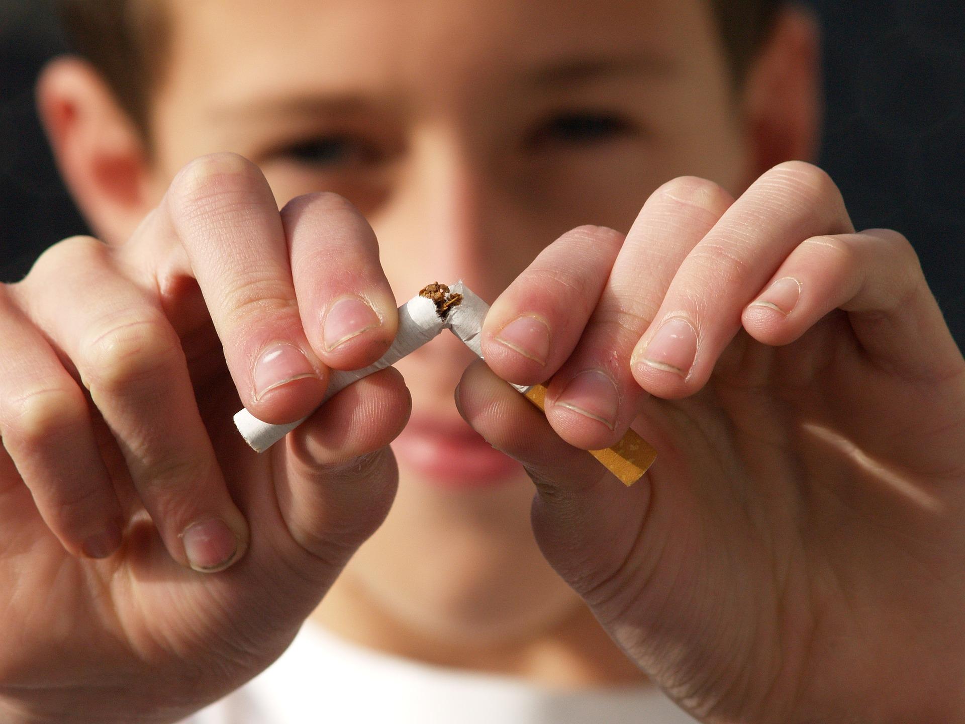 Skončení s kouřením může významně snížit riziko rakoviny