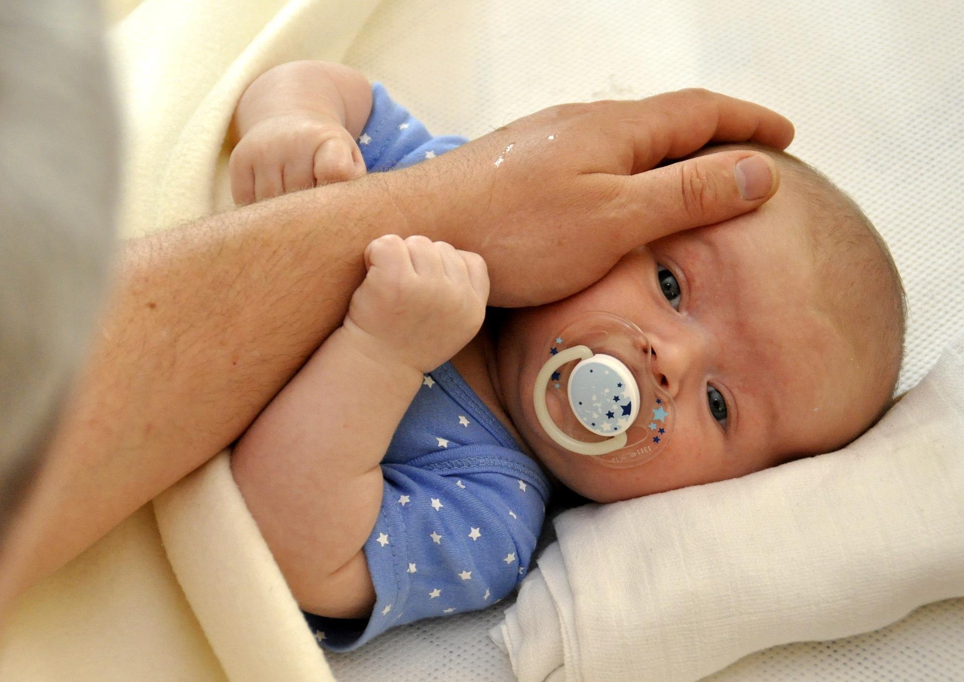 Probémy se spánkem u dětí je třeba sledovat