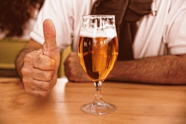 na schůzce pijte raději s rozumem