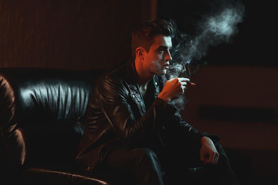 Kouření je dalším faktorem, který se může přičíst vzniku mrtvice.