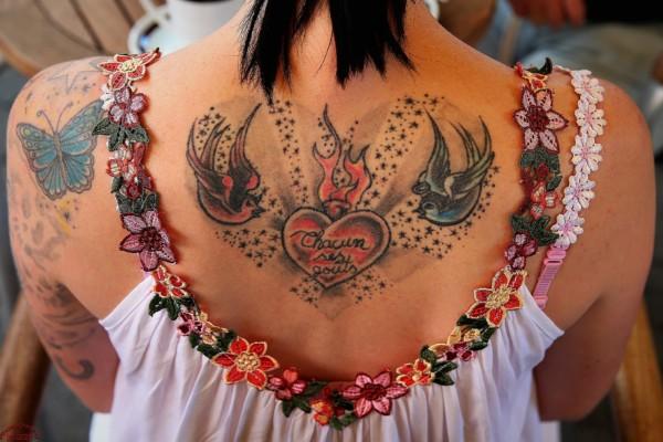 Tetování s sebou nese zdravotní rizika