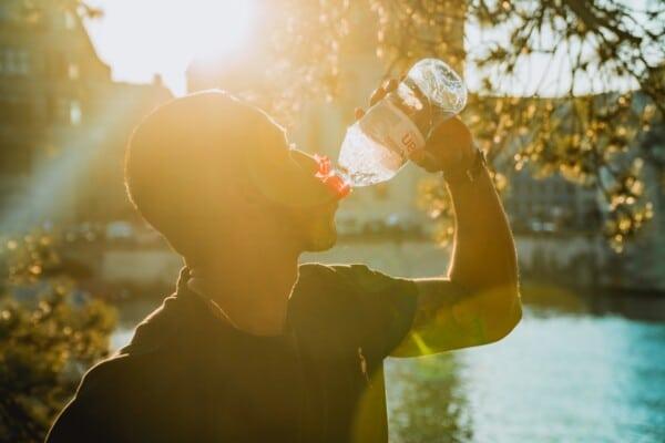 Proč pít čistou vodu