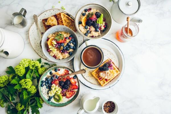 Snídaně je základ zdraví