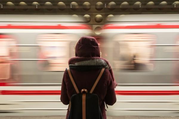 Cestování veřejnou dopravou je zdravé a ekologické