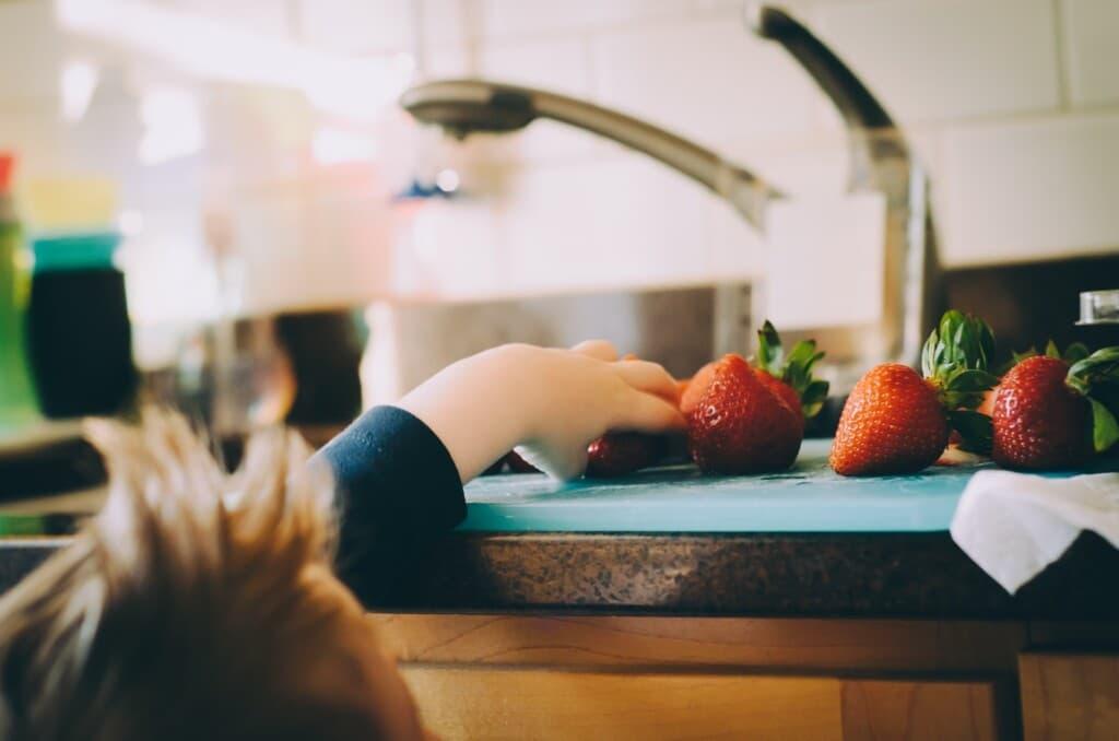 Lesní ovoce má vysoký obsah antioxidantů