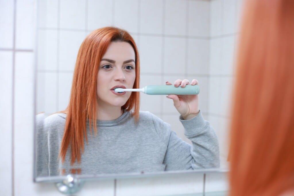 Správná technika čištění zubů