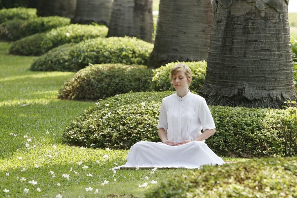 meditace pro klidný spánek