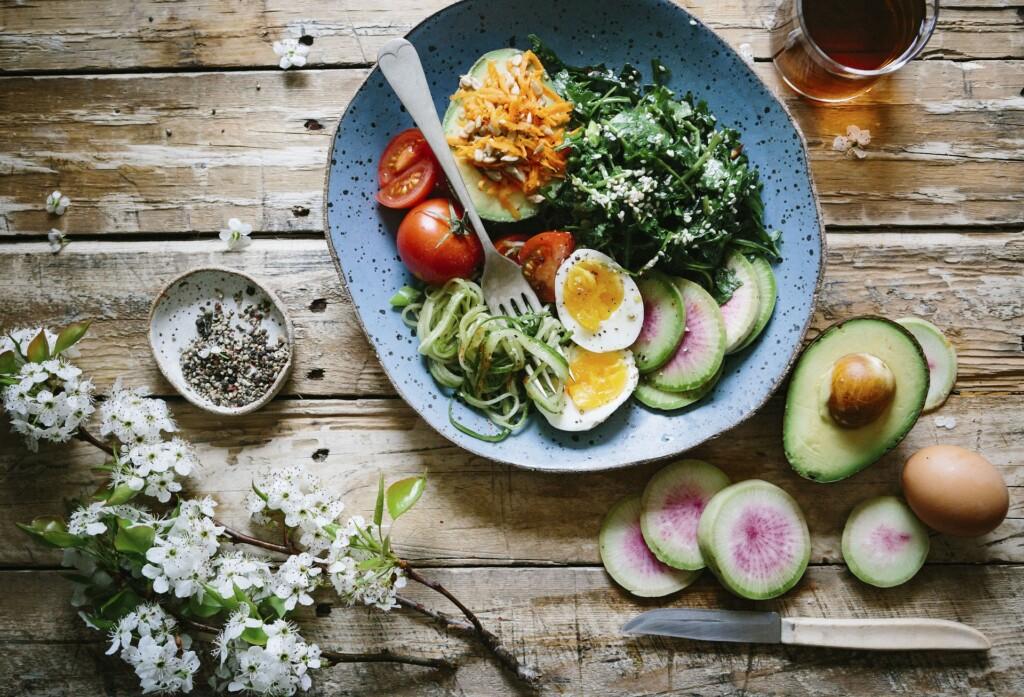 Zdravá jídla během hubnutí