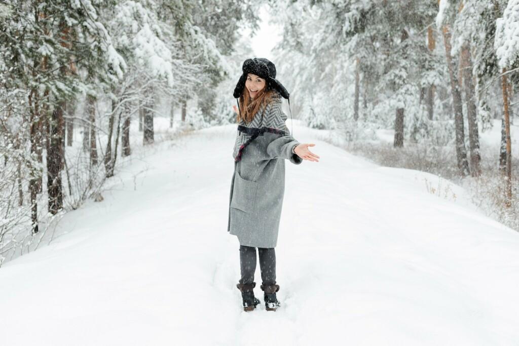 tipy na zimní procházku