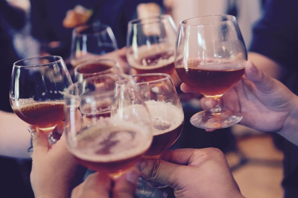 alkohol a hubnutí