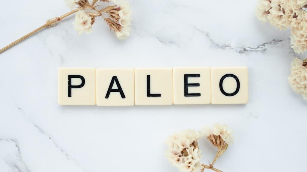 co znamená paleo dieta