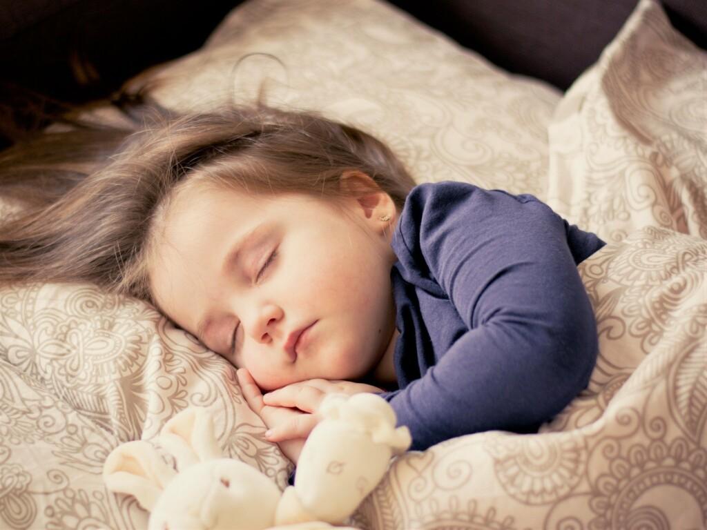 spánkový režim u dětí