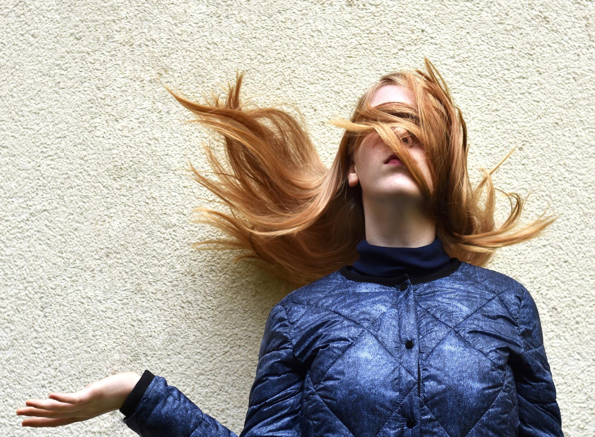 mastné vlasy šampon