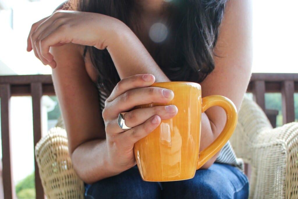 Hubnutí pomocí kávy
