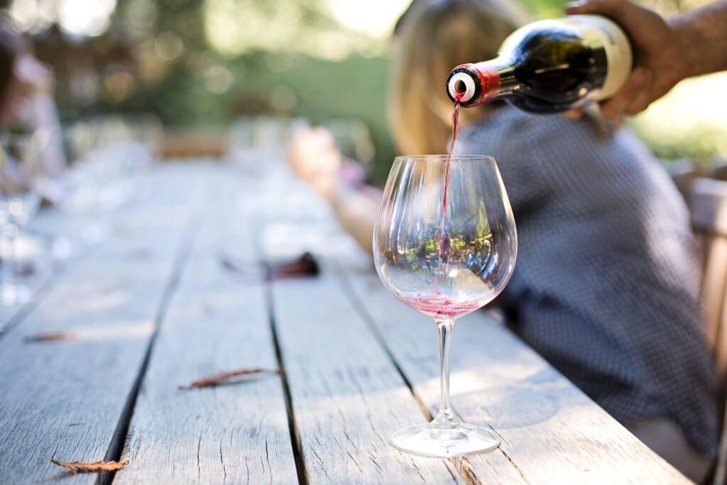 červené víno a tvorba krvinek