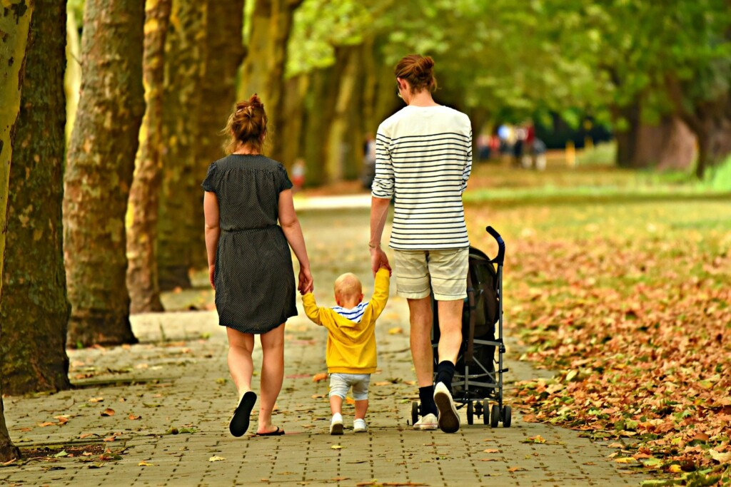 jak posílit vztah po porodu