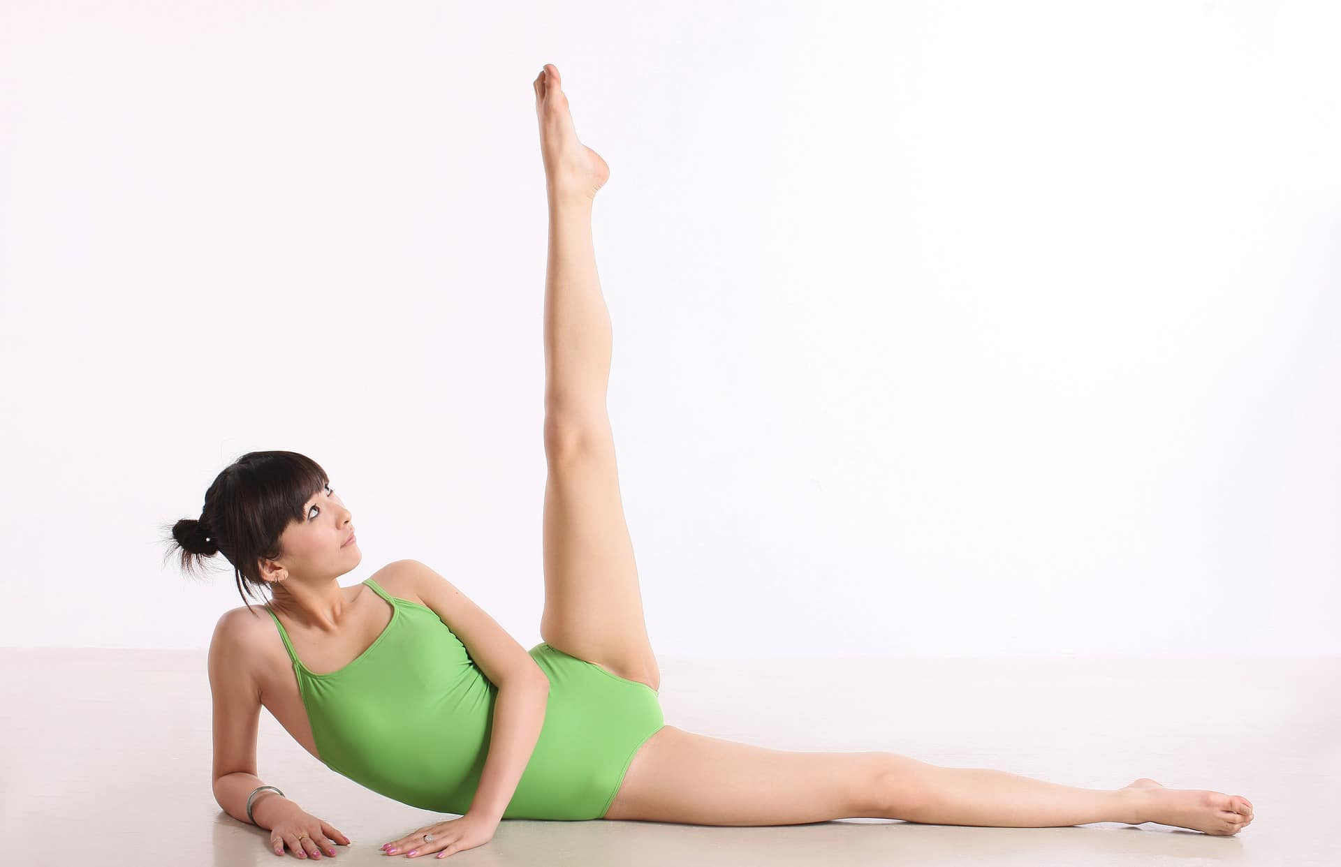 ranní cvičení a hubnutí