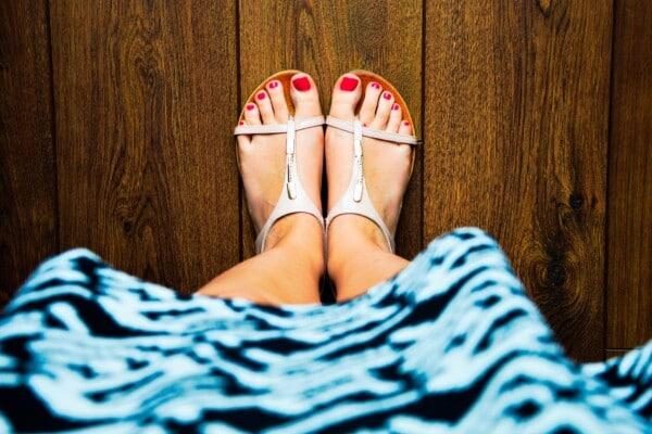 Zdravé a pevné nehty