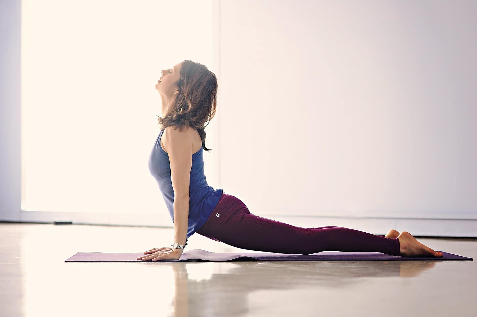 dechová cvičení proti stresu