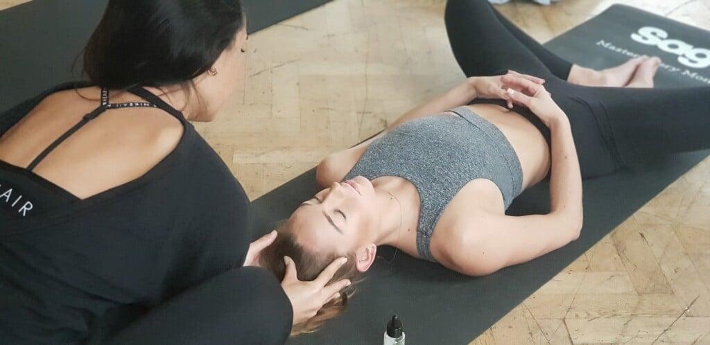 dechové cvičení pro začátečníky