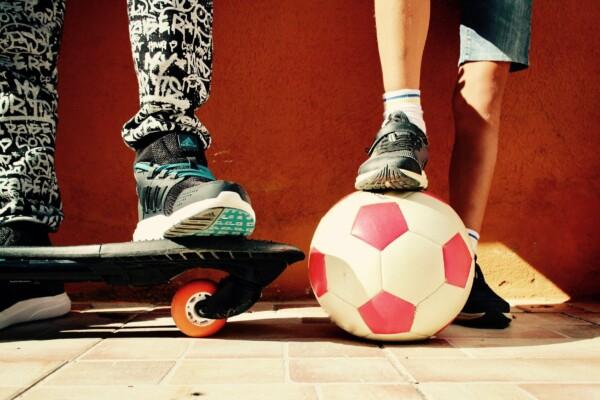 nejlepší sport pro děti