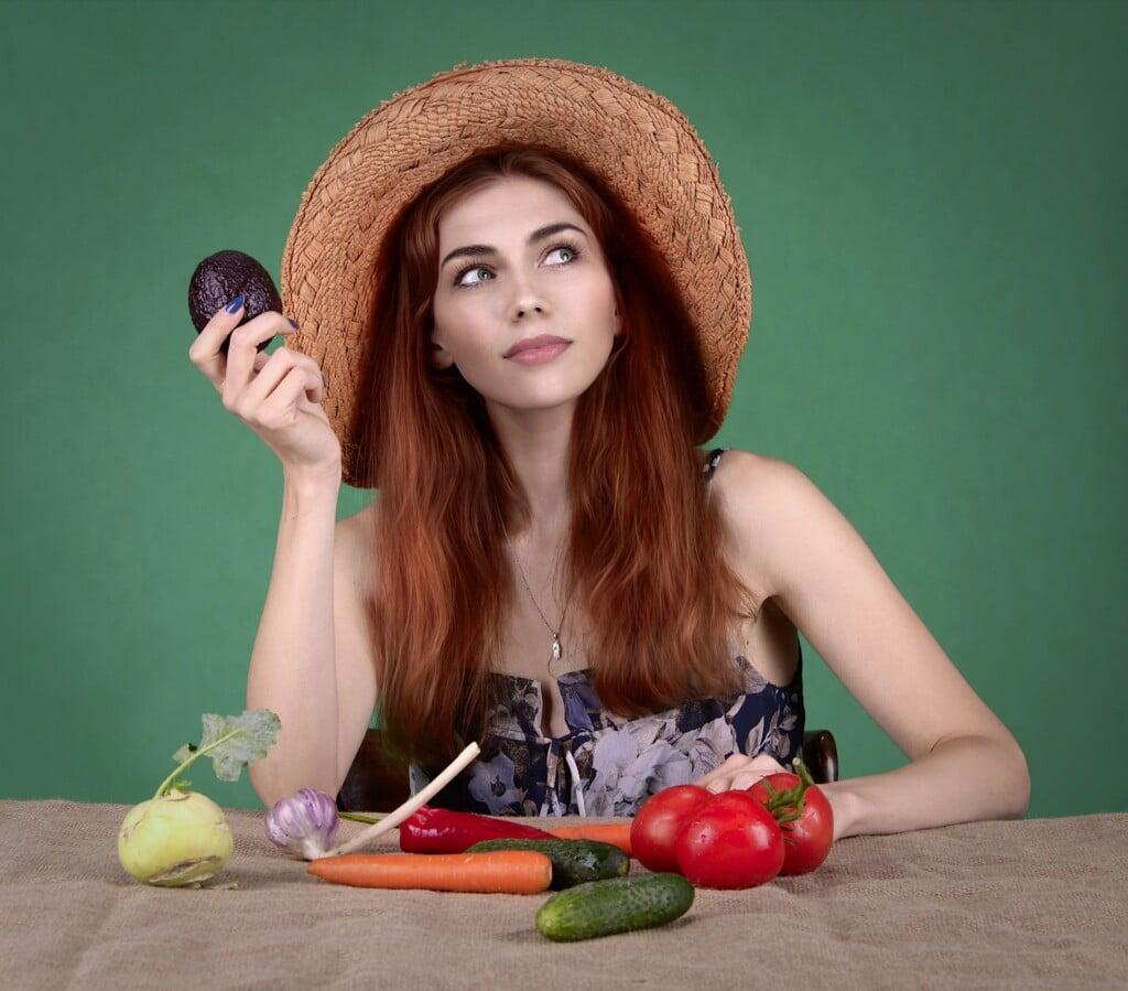 avokádo a hubnutí