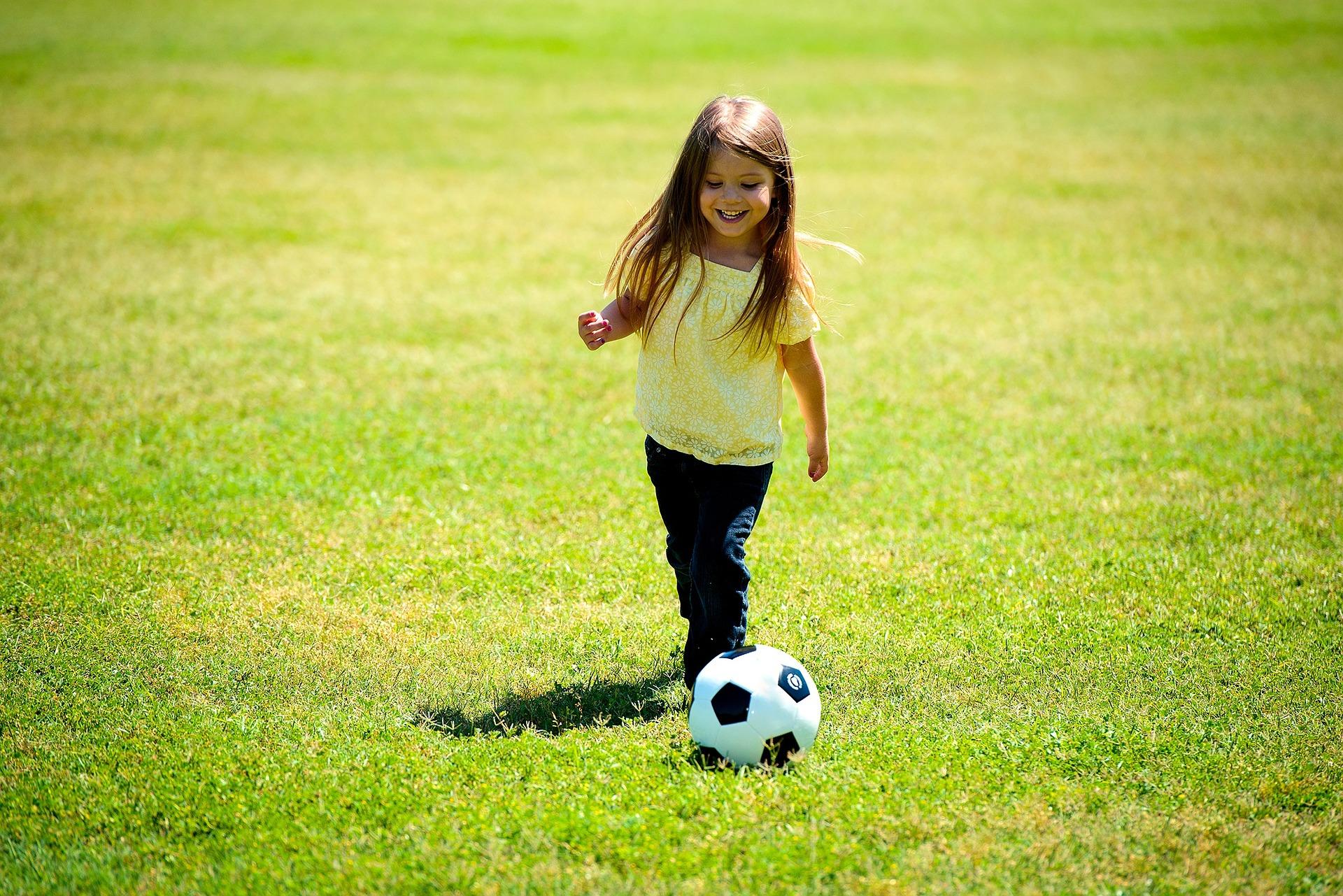 nejlepší cvičení pro děti
