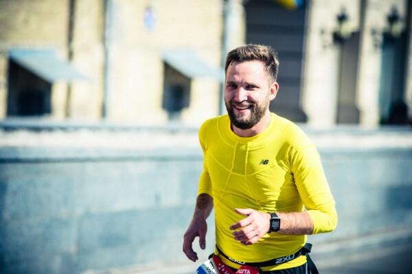 Návod jak uběhnout maraton.