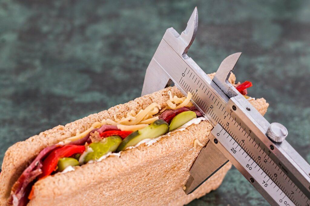 Redukční dieta a nedostatek živin.